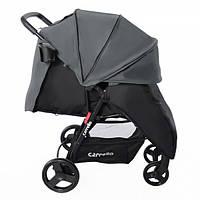 Детская Прогулочная коляска CARRELLO Maestro - легкая алюминиевая рама, большая корзина, подставка и столик