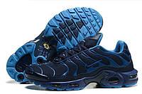 Мужские кроссовки  Nike air max 95 tn navy 2017