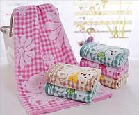 Полотенца кухонные лен махра