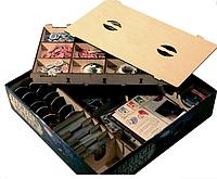 Древний ужас Органайзер  для игры Tower Rex Eldritch Horror Organizer 285x285x57 мм
