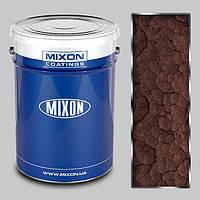 Краска антикоррозионная молотковая Mixon Хамертон-502. 2,5 л 17 кг