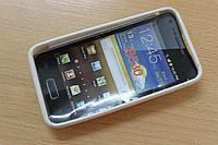 Силиконовый чехол для Samsung Galaxy Beam I8530