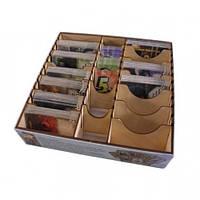 Замес Органайзер для игры Tower Rex Smash Up Organizer Набор деталей из фанеры, инструкция по сборке
