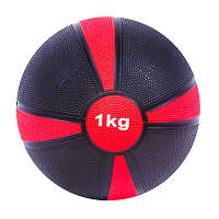 Мяч медицинский (медбол)  (диаметр: 19 см) SC-87273-1 1 кг