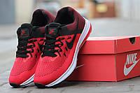 Кроссовки Nike Air Max Thea красно-черные 1592
