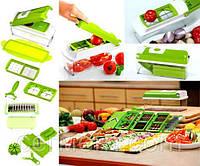 Универсальная овощерезка измельчитель MultiNicer Мультинайсер (Nicer Dicer Plus), vegetable cutter