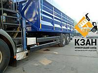 Переоборудование КамАЗ-53212 в самосвал