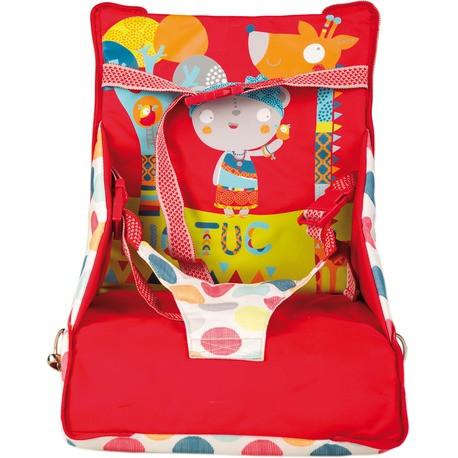 Портативный детский стульчик горохTUC TUC   BAOBAB