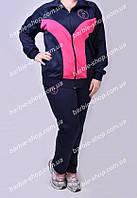 Спортивный костюм батальных размеров для женщин 896