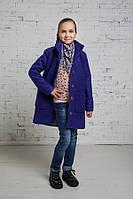 Пальто детское (рост 122-146)