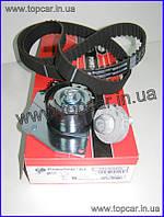 Комплект ГРМ Renault Megane III 1.9DCi 08-  Gates Германия K015654XS
