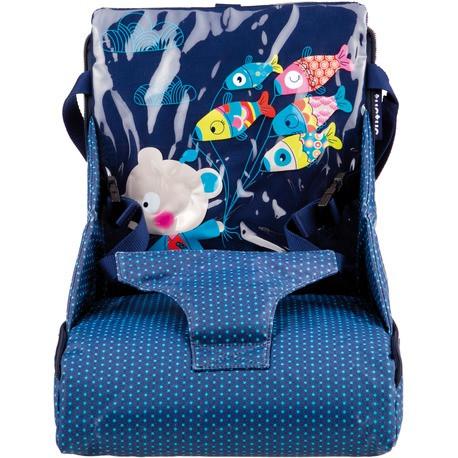 Стульчик детский портативный синий Tuc Tuc KIMONO