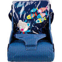 Стульчик детский портативный синий Tuc Tuc KIMONO, фото 1