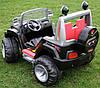 Детский двухместный электромобиль джип Finder, фото 2