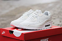 Женские кроссовки Nike Airmax белые 1583