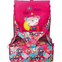 Стульчик детский портативный розовый Tuc Tuc KIMONO, фото 1