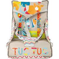 Стульчик детский портативный Tuc Tuc ZIG-ZAG BAOBAB, фото 1