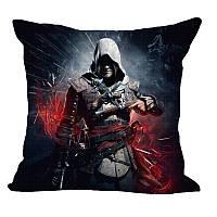 Чехол для подушки Assassin's Creed! Наволочка в стиле ассасинов!