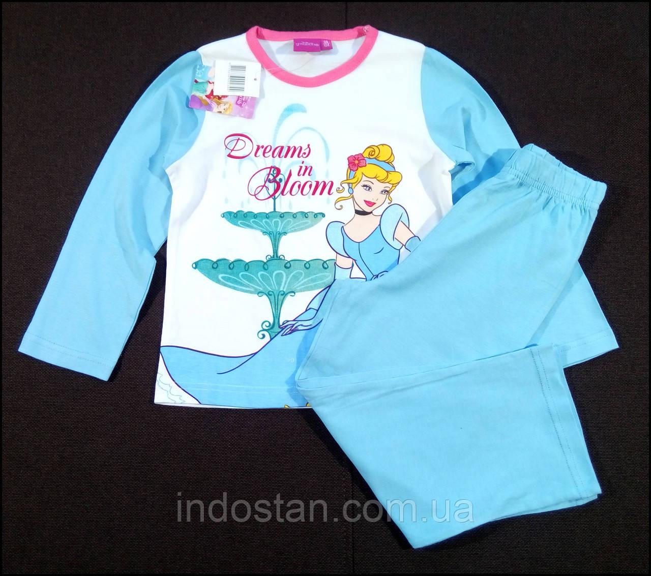 Пижама Disney для девочек 3-4 лет aa07f14d574a0