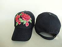 """Бейсболка женская """"Розы"""""""