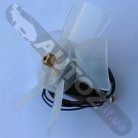 Мотор пічки ВАЗ 2101-07 калуга (на підшипниках)