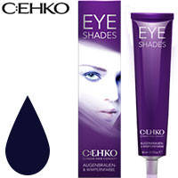 C:EHKO Краска для бровей и ресниц Eye Shades 60ml Тон иссиня-черный