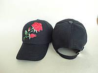"""Бейсболка женская """"Ветка розы"""""""