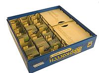 Каркассон. Королевский подарок Органайзер  для игры Tower Rex Carcassonne. Big box Organizer 285x285x57 мм