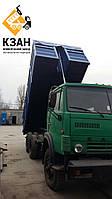 Переоборудование КамАЗ-65115 в самосвал