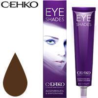 C:EHKO Краска для бровей и ресниц Eye Shades 60ml Тон светло-коричневый