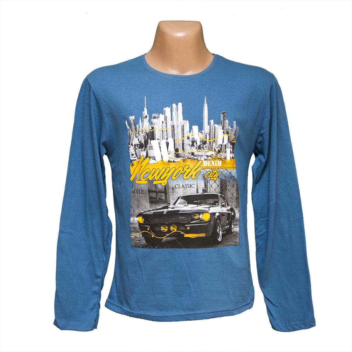 0b2667d4fa9cd39 Мужские футболки с длинным рукавом баталы по низким ценам 7907-4 ...