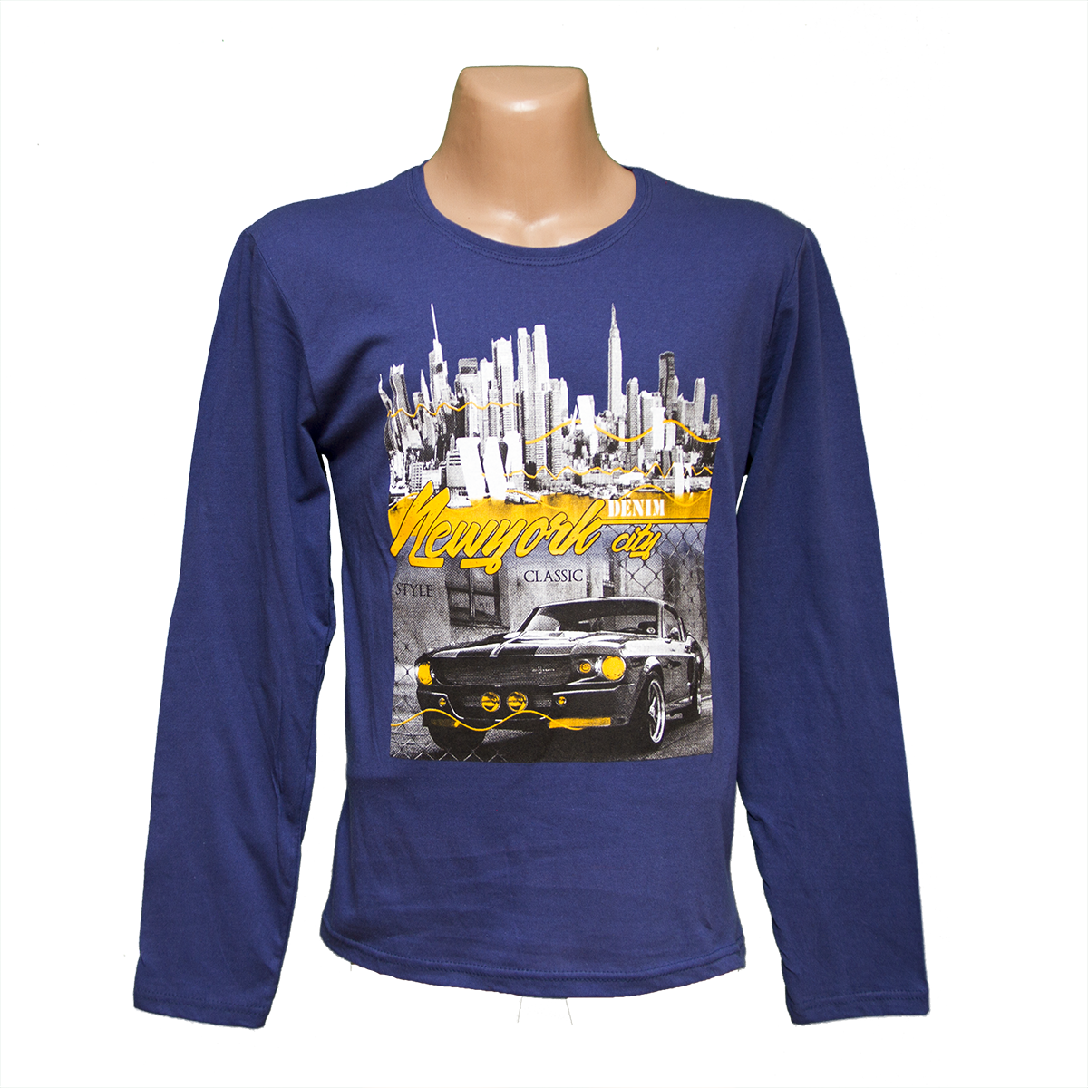 Мужские футболки с длинным рукавом большие размеры 7907-7 оптом и в ... 2234446e6a57c