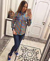 Модная женская рубашка, фото 1