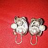 Сережки с жемчугом , фото 2
