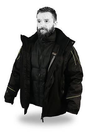 Куртка горнолыжная RipZone мужская 3в1, фото 2