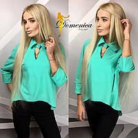 Яркая женская блузка у-t3113300