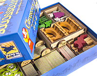 Каркассон Органайзер  для игры Tower Rex Carcassonne Organizer 261x182x60 мм