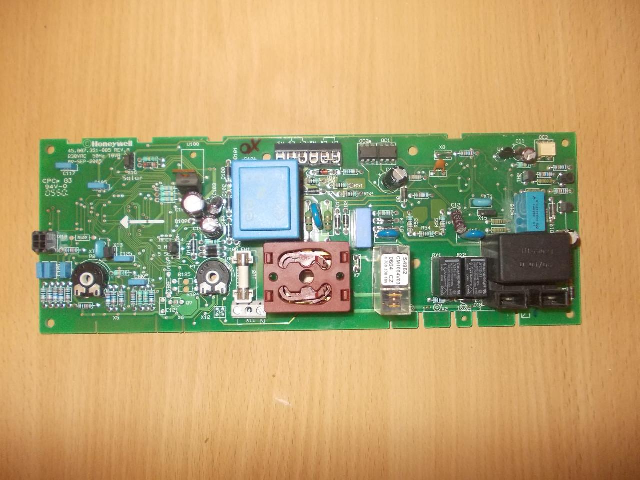 Плата управления  Junkers, Bosch ZS/ZW23-1KE/AE (Евролайн).