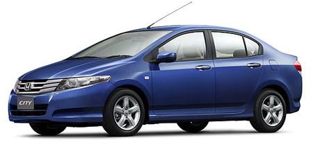 Honda City 09-13 кузов и оптика