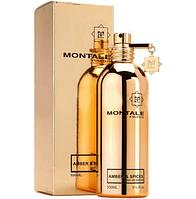 Amber & Spices Montale Для Мужчин И Женщин