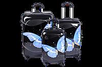 Чемодан серии Butterfly 60L