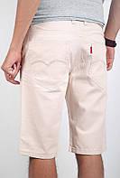 Шорты мужские до колена летние №187KF001 (Бежевый), фото 1