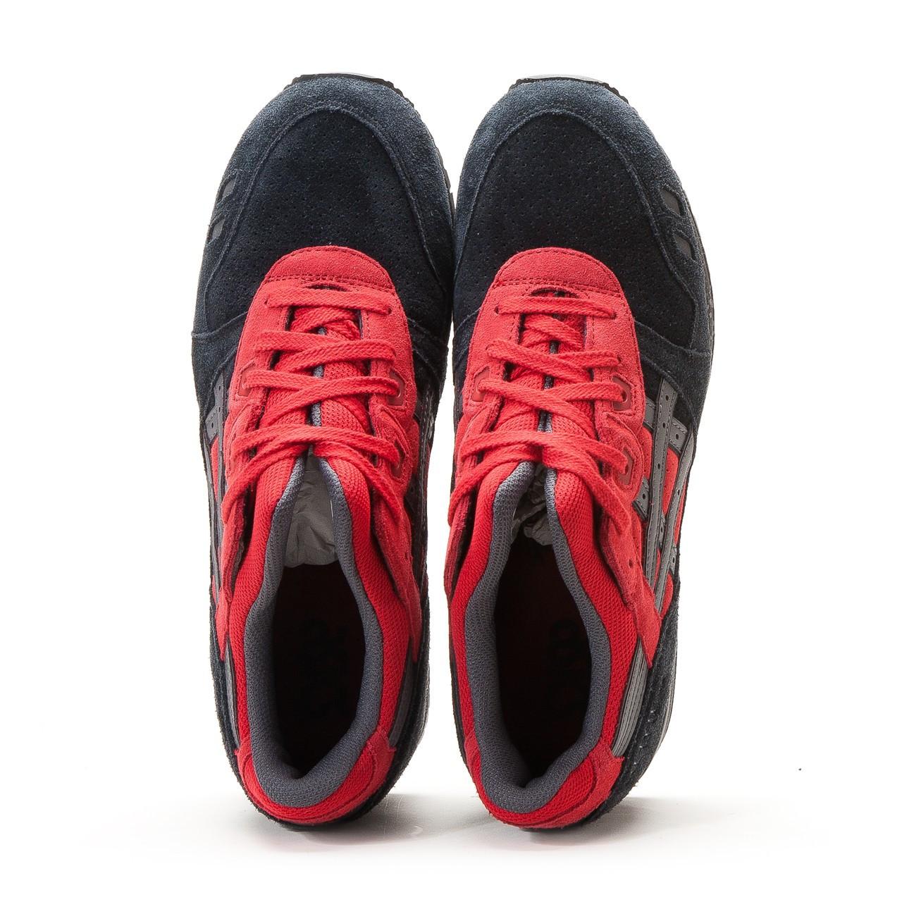 Кроссовки Asics Gel Lyte III X Mas Pack Bad Santa Black Red купить в ... ff56244dba83d
