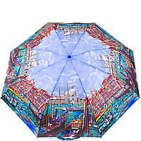 Зонт женский компактный полуавтомат ZEST (ЗЕСТ) Z24665-5