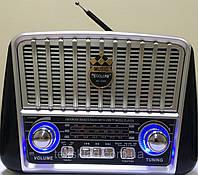 Ретро радиоприёмник RX-455S USB/аккумулятор, фото 1