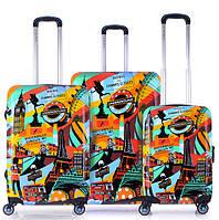 Набор из 3 чемоданов BG Berlin