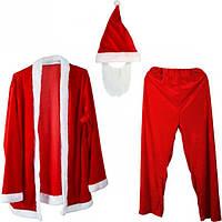 Костюм «Дед Мороза»  дешевый (арт.КДМс), фото 1