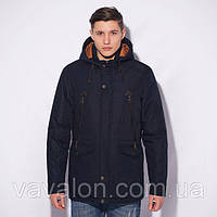 Демисезонная мужская куртка-парка, ТМ VAVALON, 163
