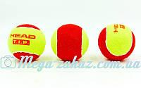 Мяч для большого тенниса Head T.I.P. 578213: 3 мяча в комплекте