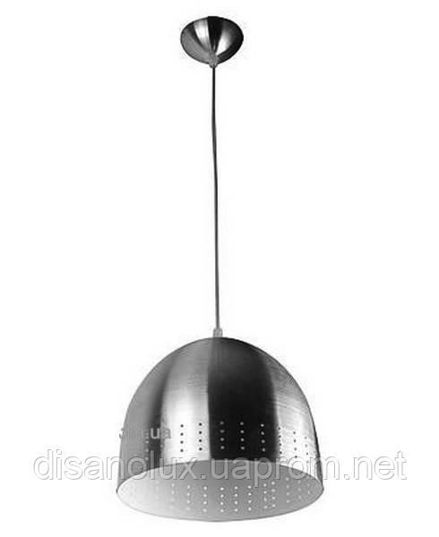 Светильник  подвесной XF 26A E27 60вт   silver